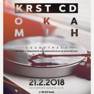 Krst CD OKA MIH Soundtrack